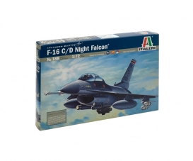 1:72 F-16 C/D Night Falcon
