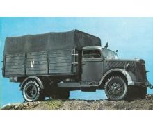 1:35 Deutscher Truck 3to. Type S