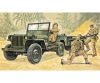1:35 WWII US Geländewagen