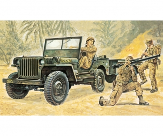 1:35 WWII US Off-Road Support Vehicle