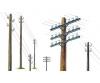 1:35 Telegraph Poles