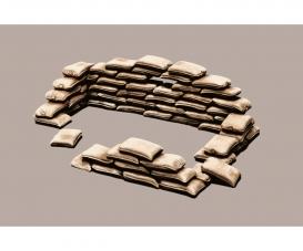 1:35 Sandbags