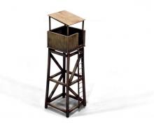 1:35 Holzwachturm