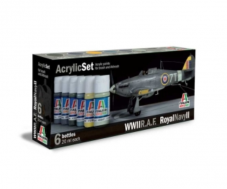 Acryl Set R.A.F./Royal Navy II