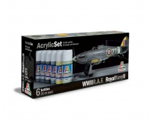 Acrylic Set R.A.F./Royal Navy II
