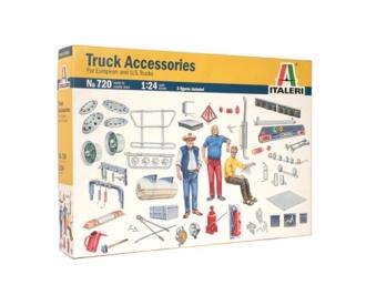 1:24 Truck Accessories II