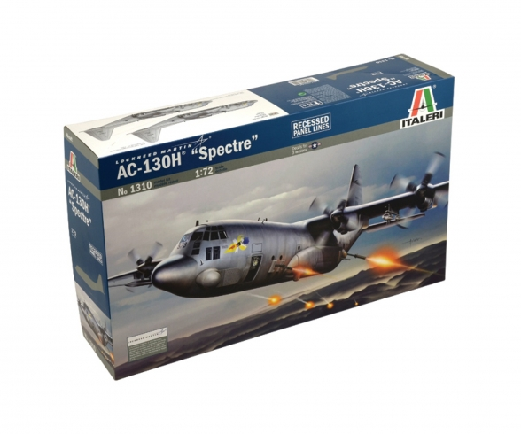 1:72 AC-130H SPECTRE