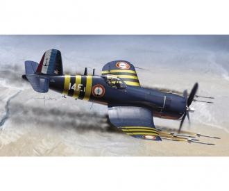 1:72 F4U-7 Corsair