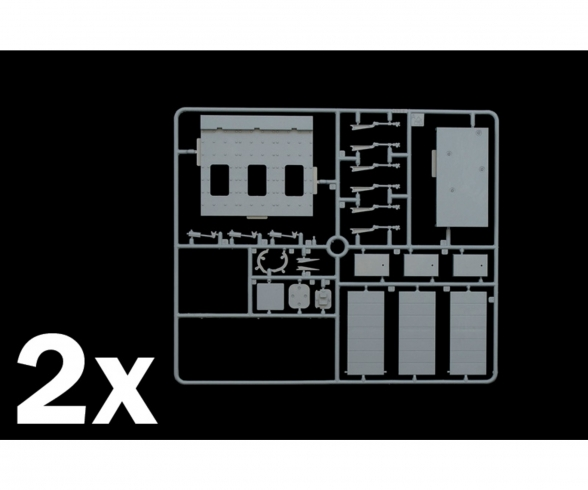 1:72 IT Carrier Deck Section