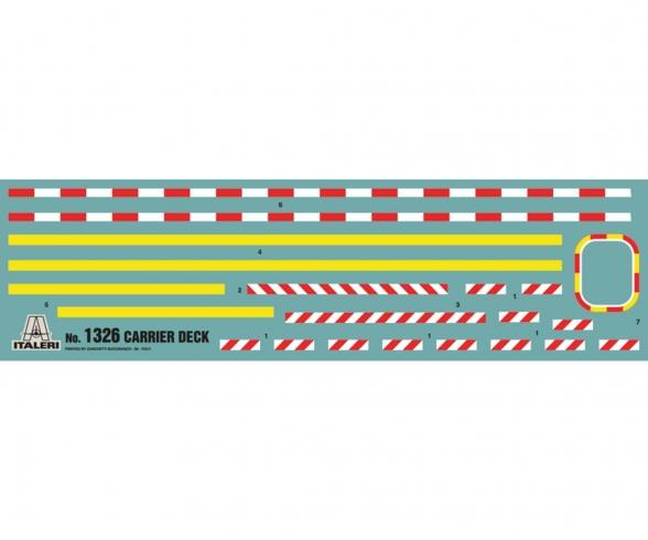 1:72 IT Flugzeugträgerdeck-Teil (4)