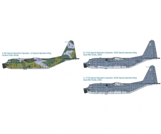 "1:72 ""MC-130H Combat Talon I"""