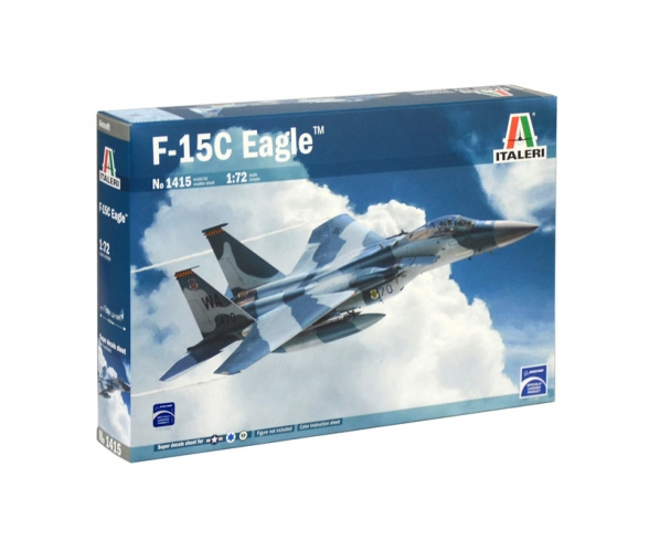 1:72 F-15C Eagle