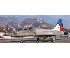1:72 F-5E Swiss Air Force