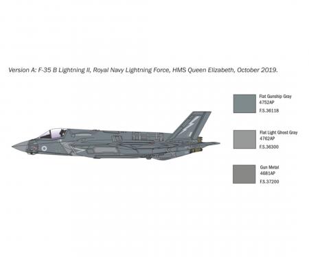 1:72 F-35B Lightning II V/STOL Vers.