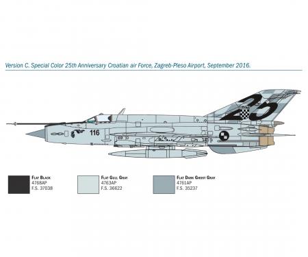 1:72 MiG-21 Bis