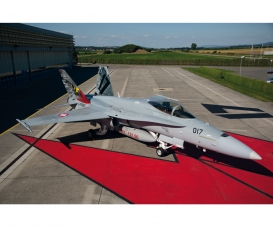 1:72 F/A-18 Hornet Swiss AirForce - RAAF