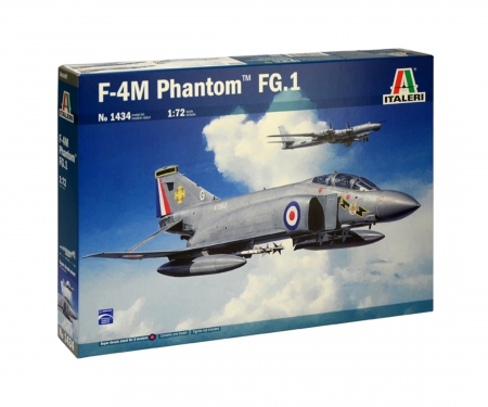 1:72 Mc Donnell-Douglas Phantom FG.1