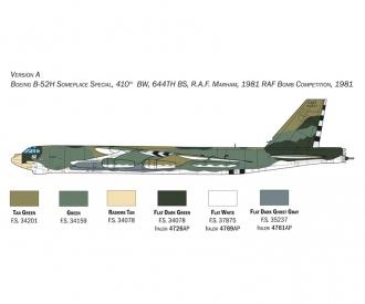 1:72 Boeing B-52H Stratofortress