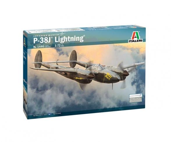 1:72 US P-38J Lightning