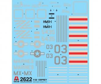 1:48 IT V-22 OSPREY Tilt Rotor