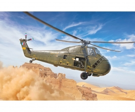 1:48 HUS-1 Sea Horse / UH-34D