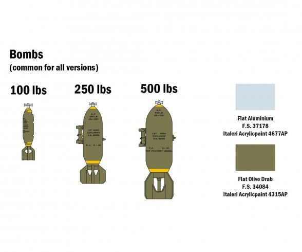 1:48 B-25G Mitchell