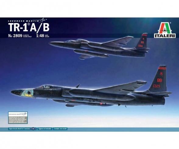 1:48 Lockheed TR-1A/B