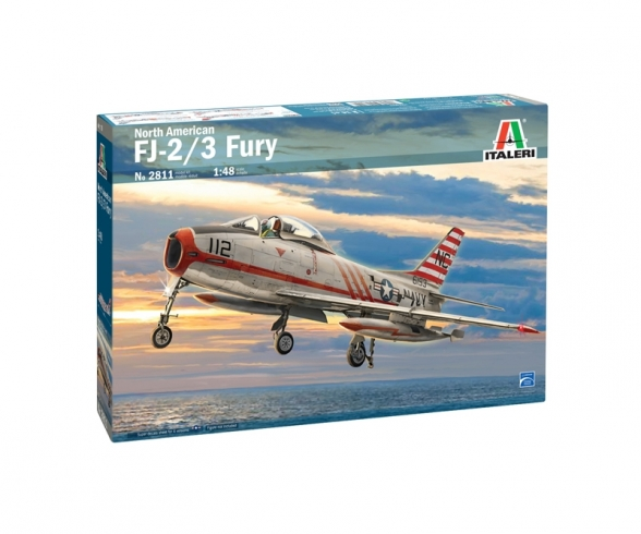 1:48 North American FJ-2/3 Fury