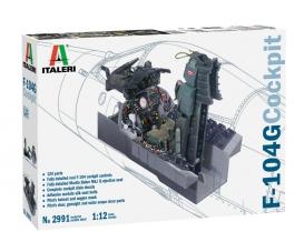 1:12 F-104G Cockpit