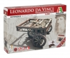 """ITALERI """"Leonardo Da Vinci"""" Automobile SELF-PROPELLING CART"""