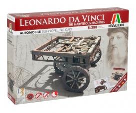 ITALERI Leonardo da Vinci Automatisch angetriebener Wagen