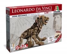 "ITALERI ""Leonardo Da Vinci"" Mechanical Lion"