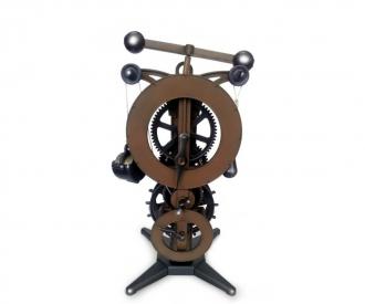 IT L. DaVinci Clock