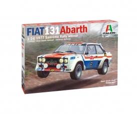 1:24 Fiat 131 Abarth'77 SanRemo RallyWin