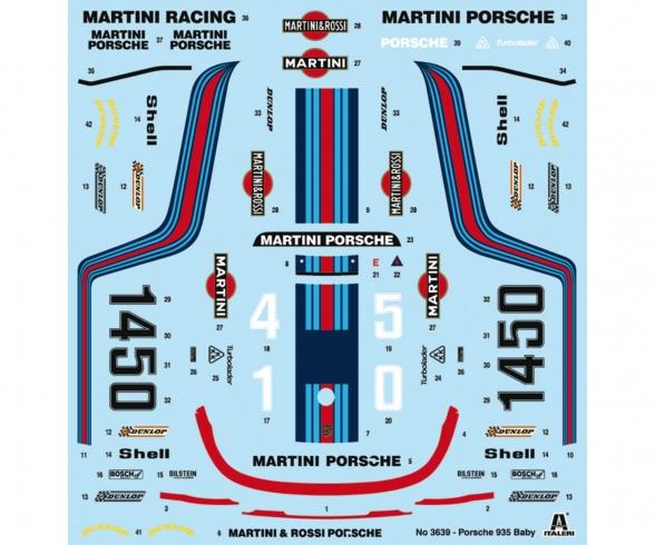 1:24 Porsche 935 Baby