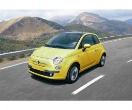 """1:24 Fiat """"500"""" (2007)"""