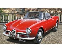 1:24 Alfa Romeo Giulietta Spider 1300