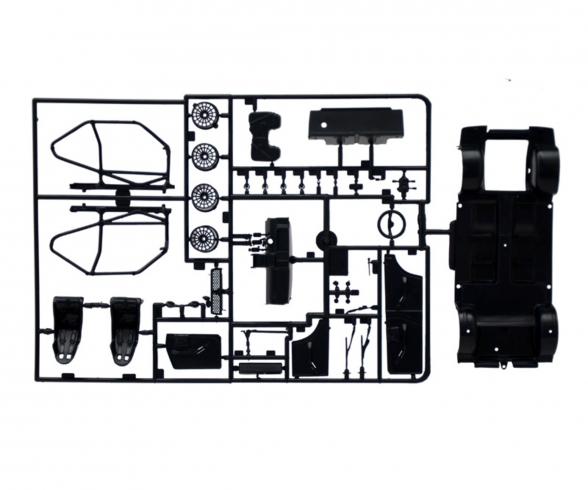 1:24 Lancia HF Integrale