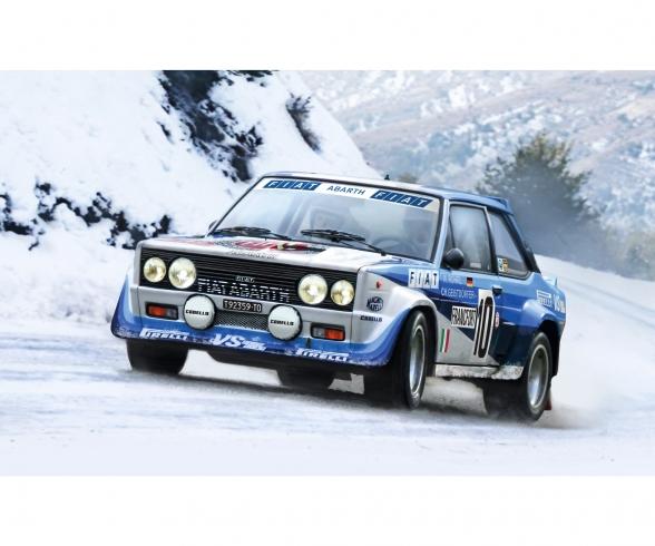 1:24 Fiat 131 Abarth Rally