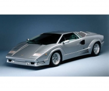 1:24 Lamborghini Countach 25th Anniv.