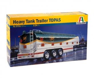 "1:24 Heavy Fuel Tank Trailer ""TOPAS"""