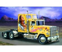 1:24 U.S. Superliner Power Truck