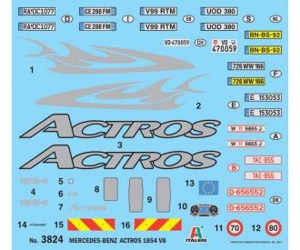 1:24 Mercedes-Benz Actros 2003