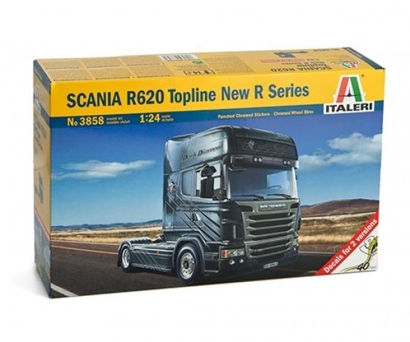 1:24 SCANIA R620 V8 neue R-Serie