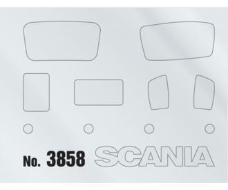 1:24 SCANIA R620 V8 New R Series