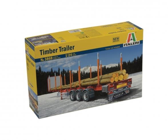1:24 Timber Trailer