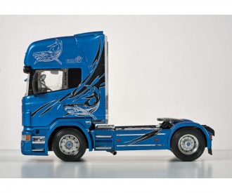 1:24 SCANIA R620 Blue Shark