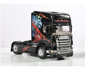 """1:24 SCANIA R730 """"The Griffin"""""""