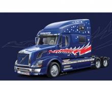 1:24 Volvo VN 780 Tractor Truck 3Axle