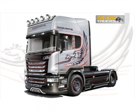 1:24 Scania R730 Streamline 4x2